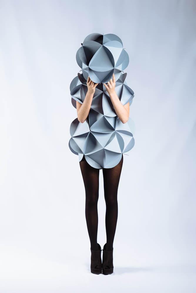Icosahedron by Kerry Gelmi